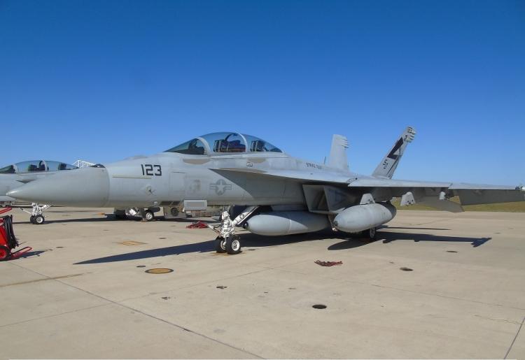 F/A-18 Super Hornet IRST Block II