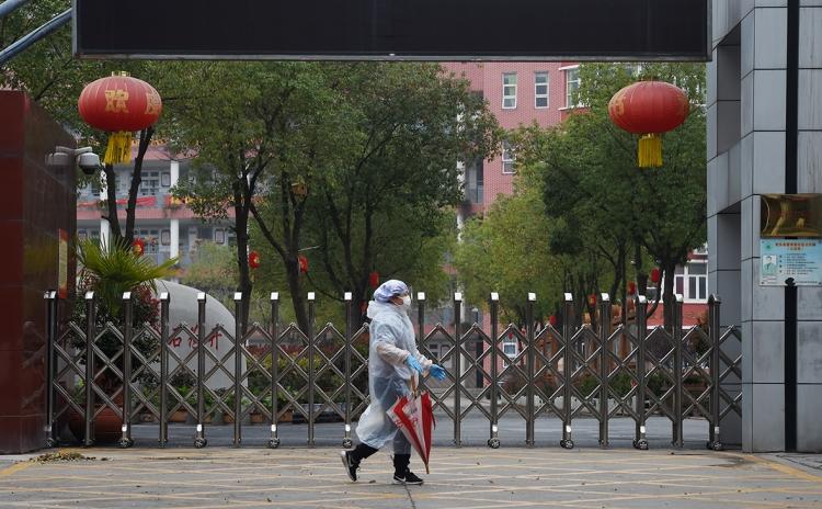 карантин Китай