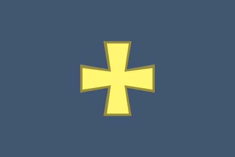 Изображение козацкого креста